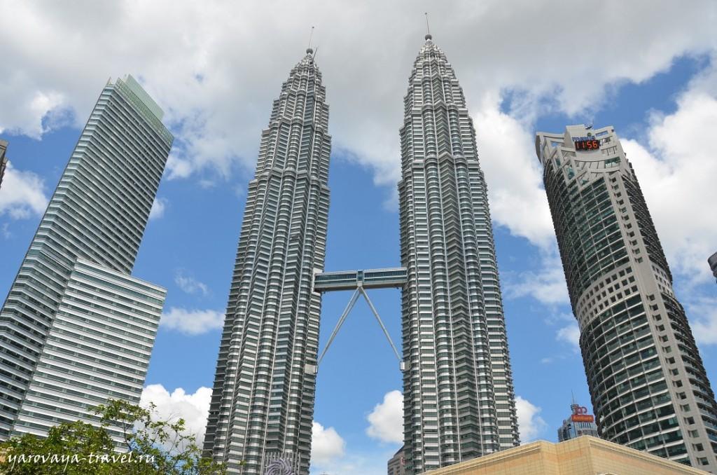 Башни-близнецы в Куала-Лумпур