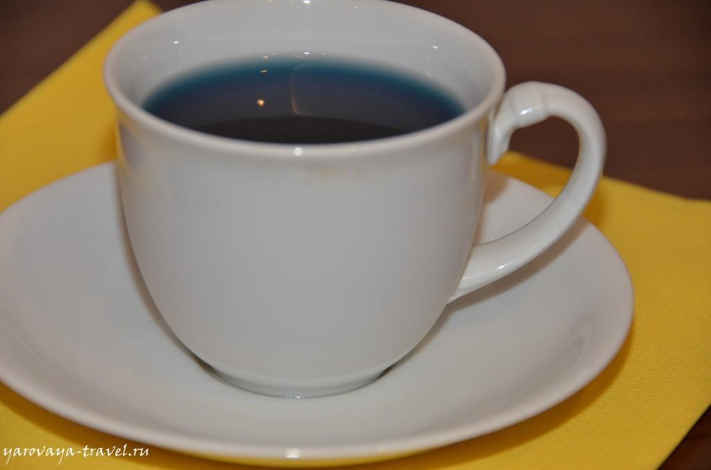синий чай пхукет