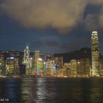 Видео! Шоу «Симфония огней» в Гонконге — это надо видеть!