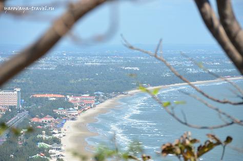 Береговая линия Вунгтау