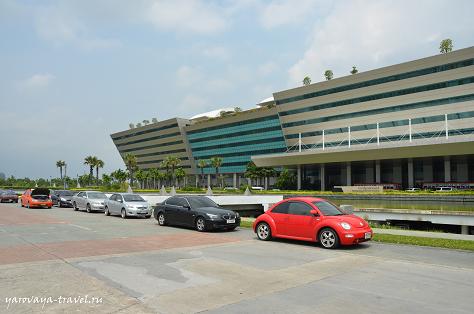 Bangkok immigration office