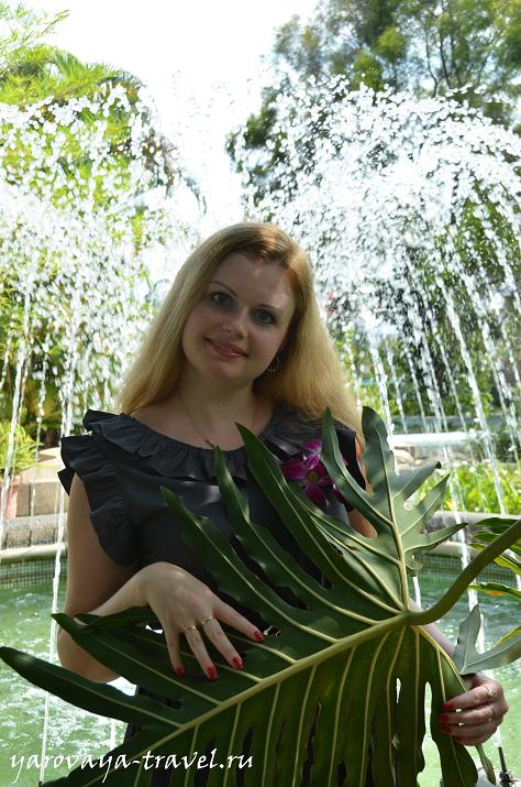 парк орхидей в Куала-Лумпур