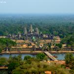 Поехали, Ангкор Ват посмотрим!