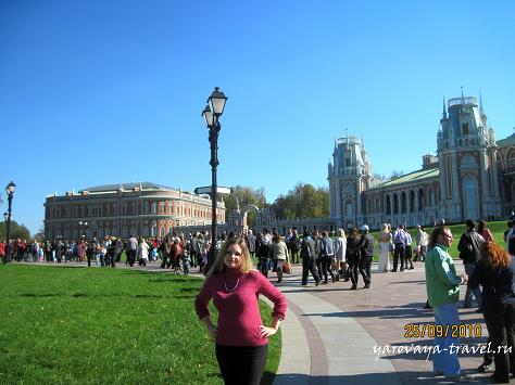 парк царицыно официальный сайт