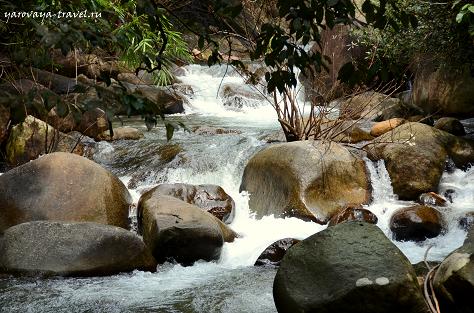 водопад Клио