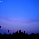 Храм Ангкор Ват. Встреча рассвета.