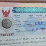 Тайская виза в Куала-Лумпур: быстро, просто, эффективно.