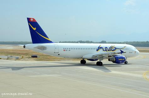 аэропорт г анталия
