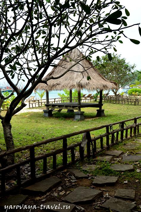 отель на острове Самет