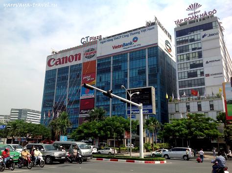 вьетнам хошимин шоппинг