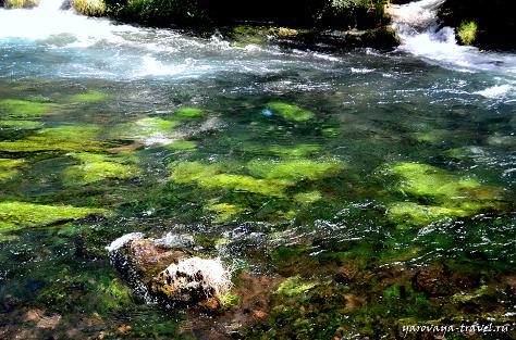 анталия водопад