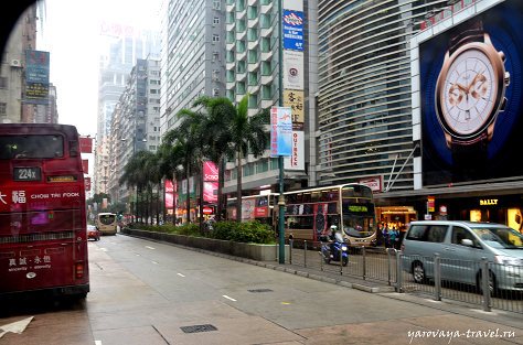 фото Гонконг