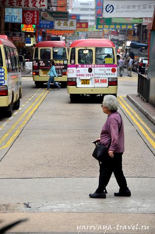 маршруты автобусов гонконга