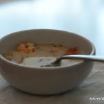 Том Ям с кокосовым молоком: рецепт простой, быстрый и очень вкусный.