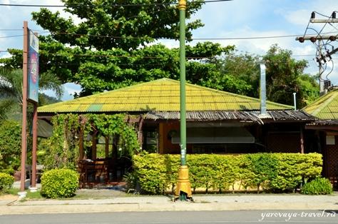 таиланд самуи отели
