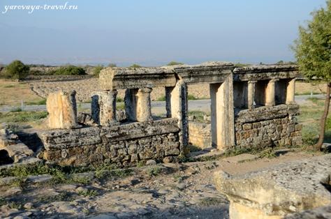 Памуккале и Иераполис