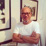 В гостях у Лонг Тана – мастера черно-белой фотографии в Нячанге.