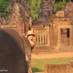 Храмы Камбоджи: Бантей Срей.