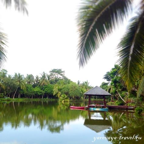 таиланд краби отели