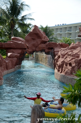 аквапарк на пхукете