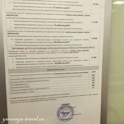 Загранпаспорт срочно Москва, Путешествия с Ириной Яровой
