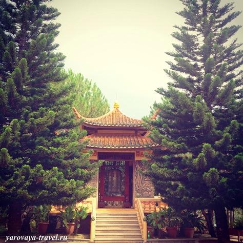 далат вьетнам экскурсия