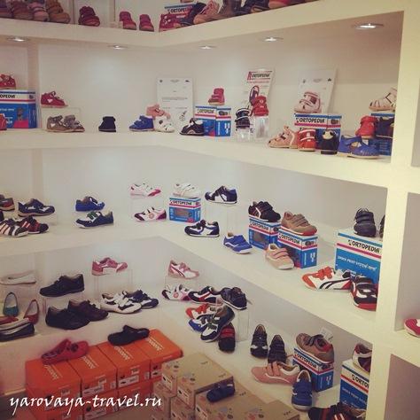 обувь в анталии