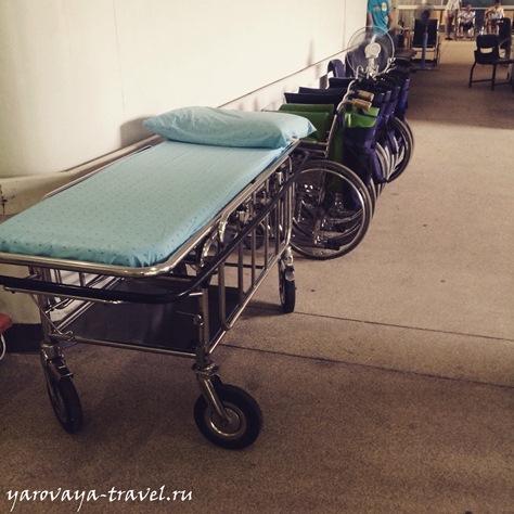 пхукет интернешнл госпиталь