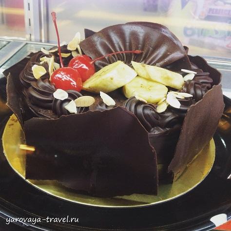 Красивые торты.