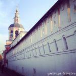 Даниловский монастырь в Москве: место, где хранится башмачок Спиридона Тримифунтского.