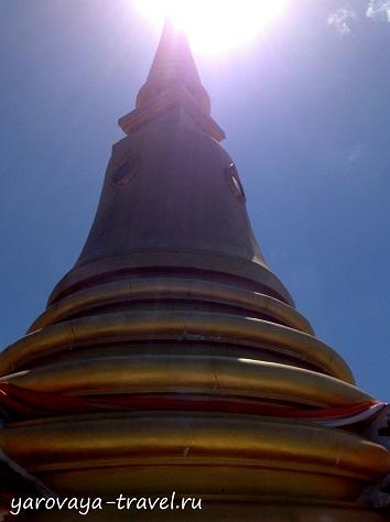 Wat Khao Hua Juk.