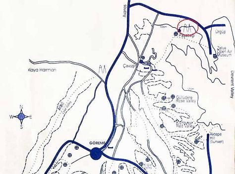 долина пашабаг