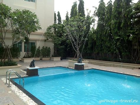 отели в Бангкоке