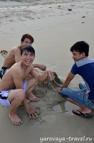 пляж бай дай нячанг