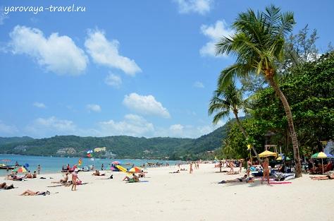патонг пляж