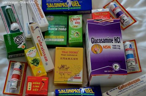 Что купить в аптеках Нячанга