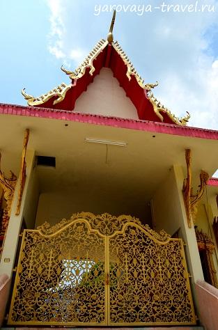 пхукет буддийский храм