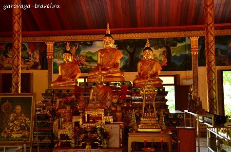 буддийский храм пхукет