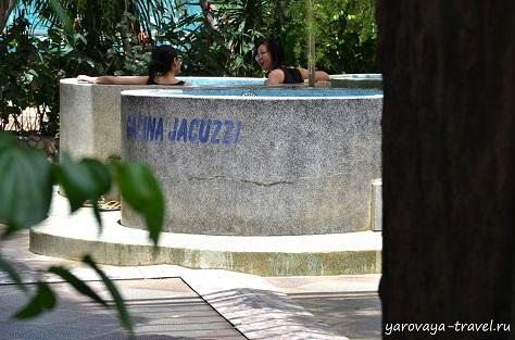 Грязевые ванны в Нячанге