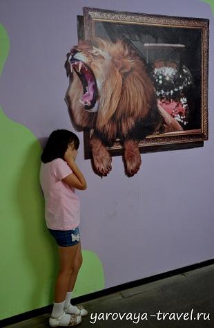нячанг музей впечатлений