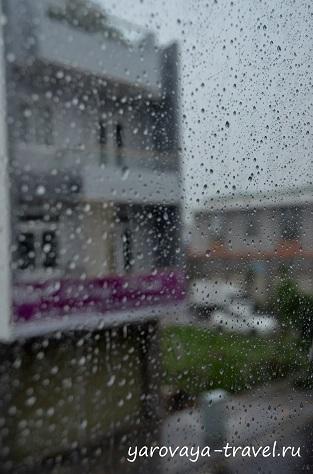 Тайфун в Нячанге.