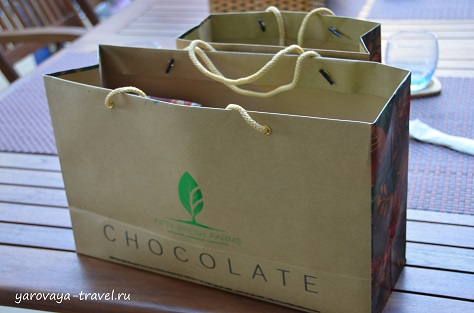 фабрика шоколада в нячанге