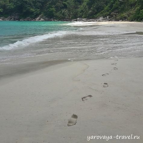 пляж фридом пхукет как добраться