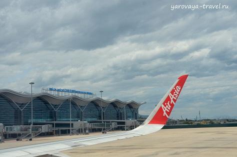 Аэропорт Камрань.