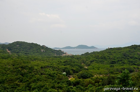 бухта винь хи вьетнам