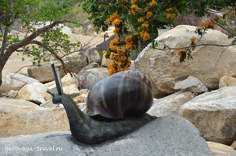 Khu du lịch Tàu Ngầm Nha Trang.