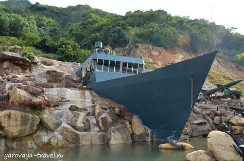 подводная лодка кило нячанг