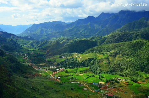 Сапа. Вьетнам.