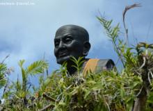 Достопримечательности в окрестностях Хуахина: место силы черного монаха.