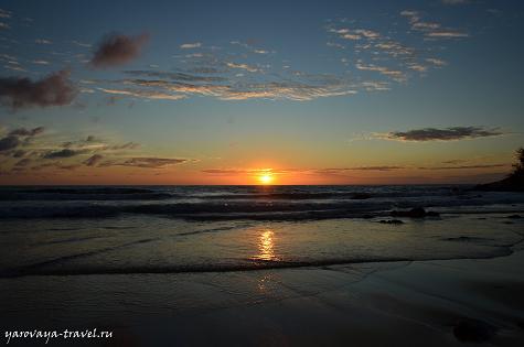 Пхукет пляж Найтон